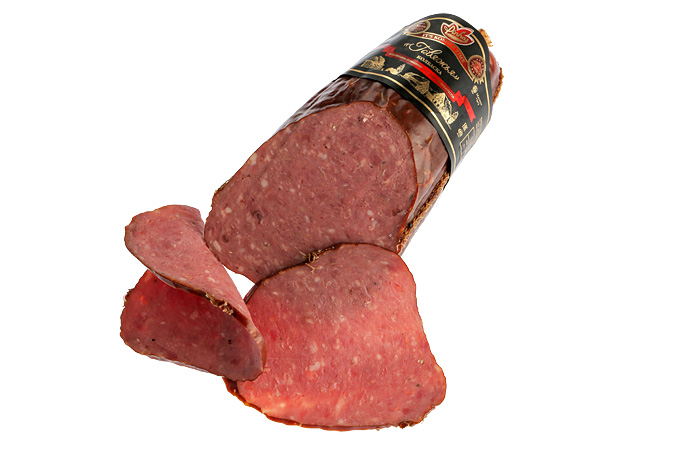 Колбаска «Говяжья» подкопченная
