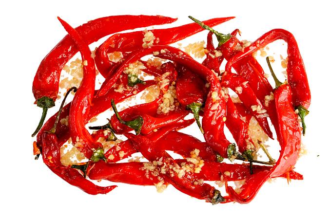 Перец Чили по-Мароккански