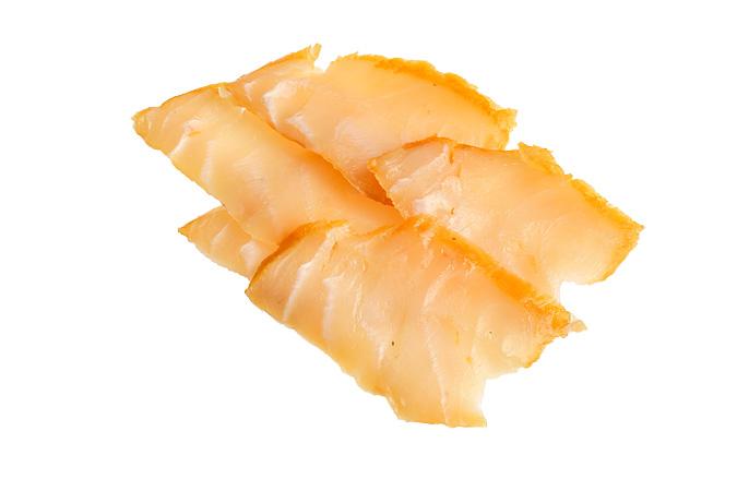 Рыба масляная подкопченная