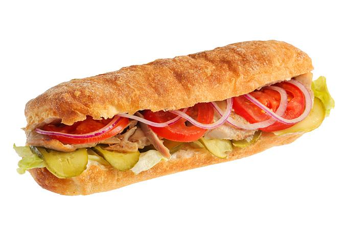 Сэндвич с паргийот