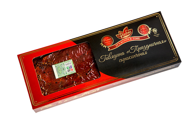 Говядина «Праздничная» с/к