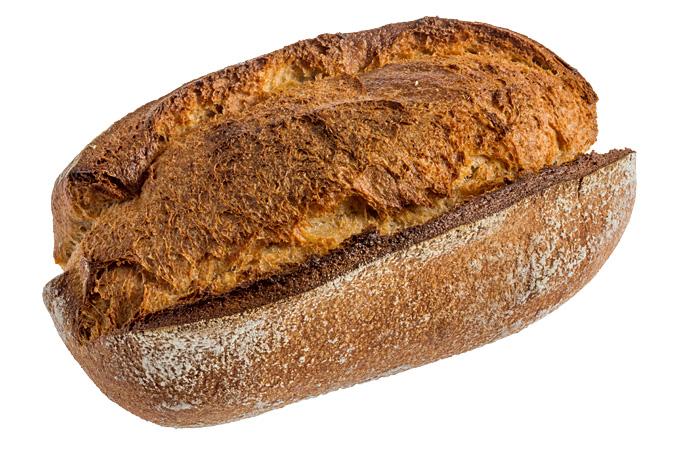 Хлеб цельнозерновой подовый