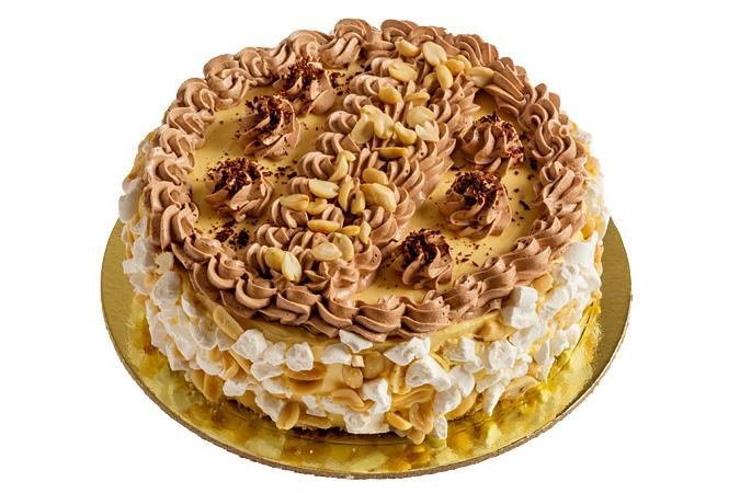 Торт Киевский(парве)