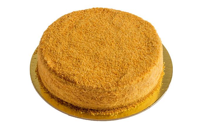 Торт Медовик(парве)