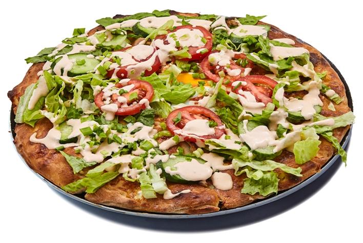 Пицца Макаби Pinhas