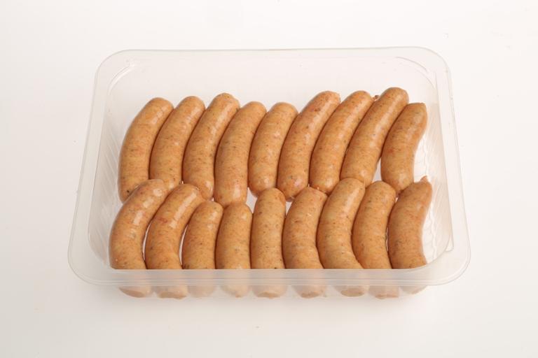 Колбаски гриль куриные (пф охлажденный)