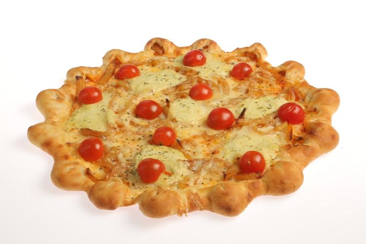 Пицца Солнце Pinhas